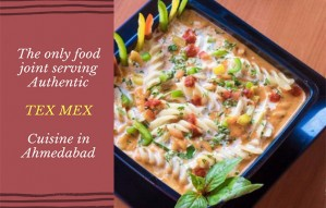 The only food joint serving Authentic TEX MEX Cuisine