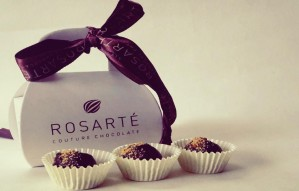 Attain Nirvana, one Chocolate at a time with Rosarte!