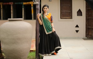 Nine Must Haves - a Navratri specific fashion fanfare