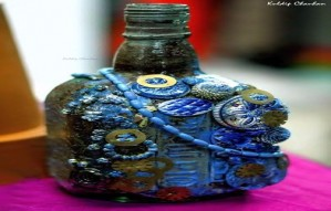 Transform Waste Bottles into Majestic Art Work on 24th-25th