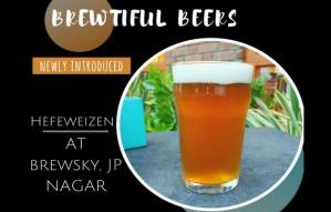 Brewtiful Beers: Hefeweizen at Brewsky