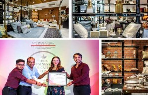 Mantra Furnishing Honoured By Times Group
