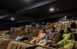 1+1 Free on tickets of Morning shows at New Fangled Miniplex