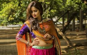 Traditional Navratri Wear by Heli Kusumgar