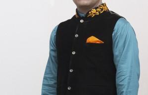 Celebratory Men's Wear by Chandresh Nathani