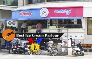 The BEST ICE CREAM PARLOURS in Ahmedabad