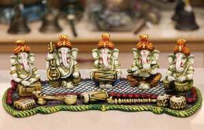 The Best of Ganesh Figurines by SHILPAGYAA
