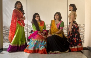 Navratri Wear Exhibit by FORAM FASHION STUDIO