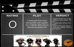 Movie Review - Calendar Girls