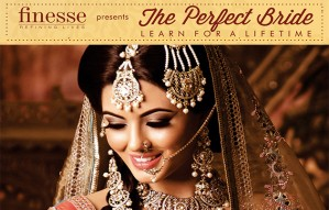 'THE PERFECT BRIDE' Workshop by Finesse