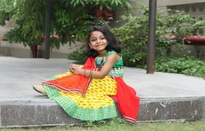 NIYARA: Presenting gorgeous Navratri Wear for your kids