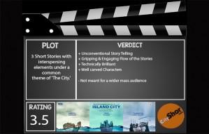 Movie Review - Island City