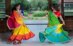 Break free from the usual this Navratri with FORAM SHAH