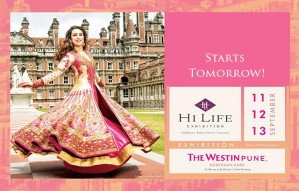 Hi Life Exhibition Starts Tomorrow!