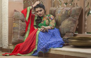 Gorgeous Chaniya Cholis, Dupattas & more by VETEMENTS