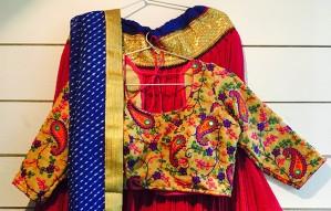 Chaniya Cholis, Dupattas & more by FAIRY SHAH @Anay Gallery
