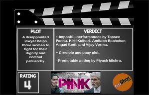 Movie Review - Pink