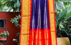 Elegant sarees from the south by AMEYA