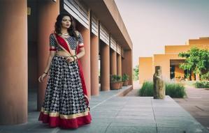 Be a trendsetter with KIARA'S Chaniya Cholis