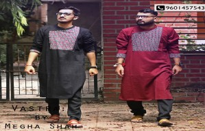 Men, Up the fashion quotient this season, Kurtas by Vastra