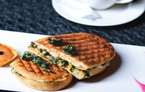 Lets Wakeup to a refreshing breakfast at Kaffee!