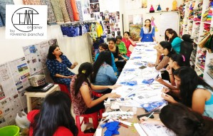 Grasp the Basics of Shibori Art on 9th September!