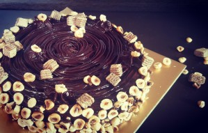 Toasted Smores Chocolate Soil: This Baker Makes Crazy Bakes!