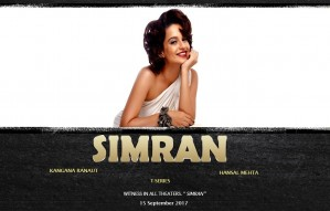 #MovieReview : Simran
