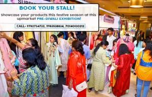 Showcase your brand with Jaipur's Best Pre-Diwali Exhibition