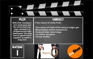 Movie Review : Kingsman: The Golden Circle