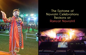 Epitome of Navratri Celebrations Beckons at Ramzat Navratri!