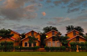 Own a 2 bhk weekend villa (ready for possession) - 4 Seasons