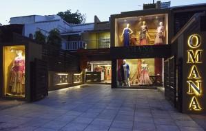 OMANA FASHION LUXURIES - The multi designer store.