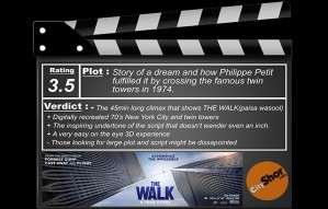 Movie Review - The Walk