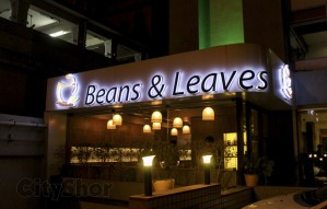 BEANS & LEAVES is now open till 1 am!