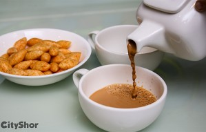The finest tea and gourmet food only at HI ON TEA