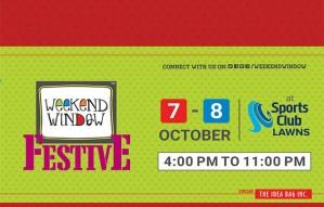 Weekend Window- Gujarat's Largest & Happiest Flea is back!