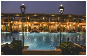 This Diwali Break Visit Surat's First Poolside Eatery!