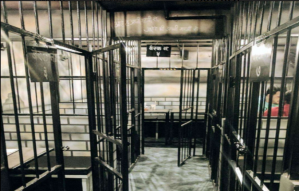 Have You Locked Yourself Up at this Jail-Themed Cafe Yet?