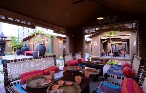 Enjoy Traditional Village Ambiance, Gujarati Meal at The Rot