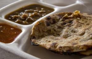 Authentic Amritsari Chole Kulche At The Dastkaari Haat Only Till November 16th