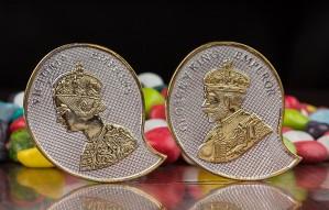 Silver Coins by ESHYL