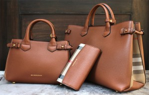Get your hands on BURBERRY at MONSOON