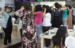 An intensive 2 day MAKEUP & HAIRSTYLING WORKSHOP @ FINESSE