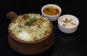 22 delicious Biryanis, Kebabs & more at DUM MAST BIRYANI