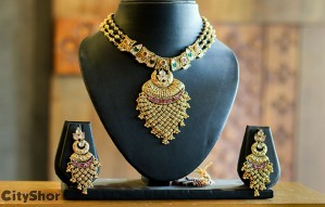 Bridal Jewellery on rent & much more:Yesma'am @ Anay Gallery