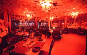 Experience a Spine-chilling Halloween at Shamiyana!