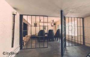 Feel the experience of Dining in a JAIL at Ristretto!