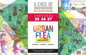 Participate in the URBAN FLEA