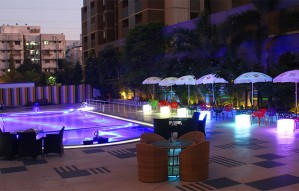Indulge at RAINBOW - POOLSIDE CAFE & SHEESHA LOUNGE